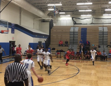 Roseville vs. L'ance Creuse Varsity Basketball