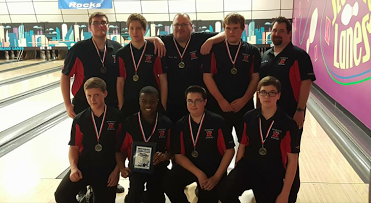 JV bowling takes first place in state finals