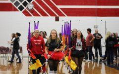 Pep assembly kicks off homecoming 2016