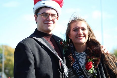 Homecoming 2016 coverage in pictures