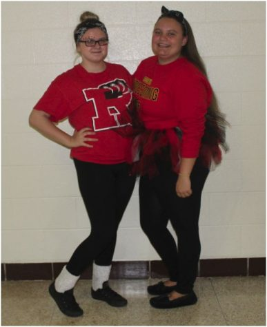 Spirit week day 5: Spirit day