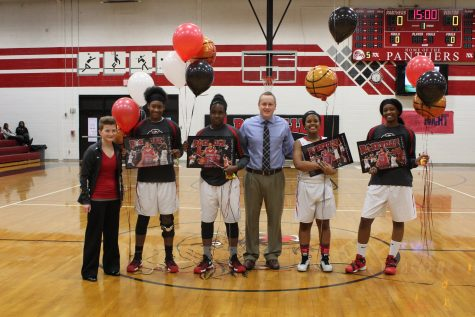 Girls' basketball comes to an end for seniors