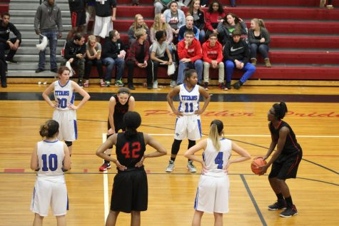 Varsity Girls basketball looks to keep season alive in district semi-finals