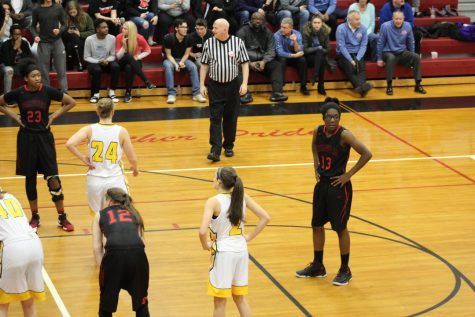 Varsity girls' basketball reflects on spectacular season