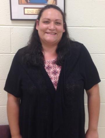Kayla Harvey-new staff