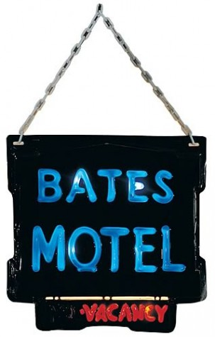 Bates Motel: the thriller TV series