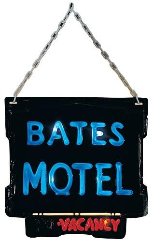 Tune into Bates Motel at 9 pm on Monday nights.