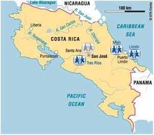 cosya_rica_map-clip_art