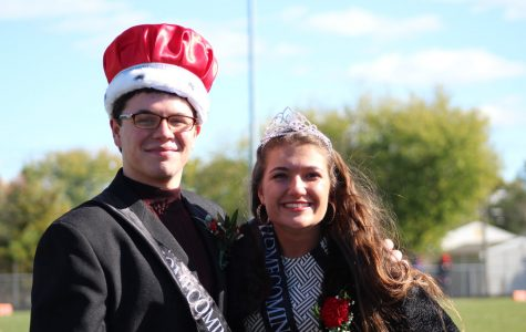 RHS Celebrates 2016 Homecoming