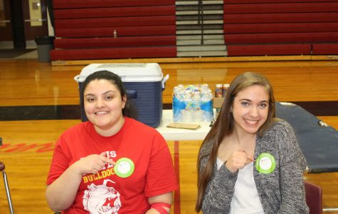RHS hosts blood drive