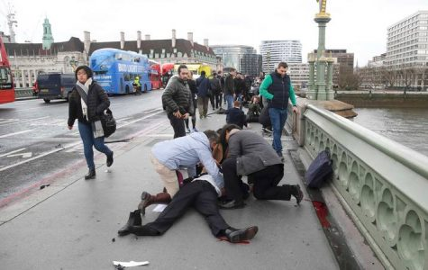 Terrorists target London Parliament