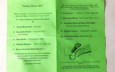 RHS hosts 2017 talent show
