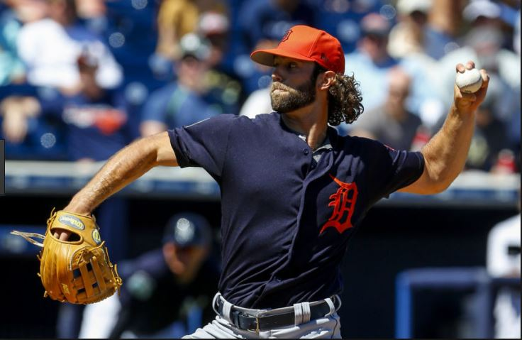 Detroit Tigers pitcher Daniel Norris pitches during a Spring Training game during March. PC: motorcitybengals.com