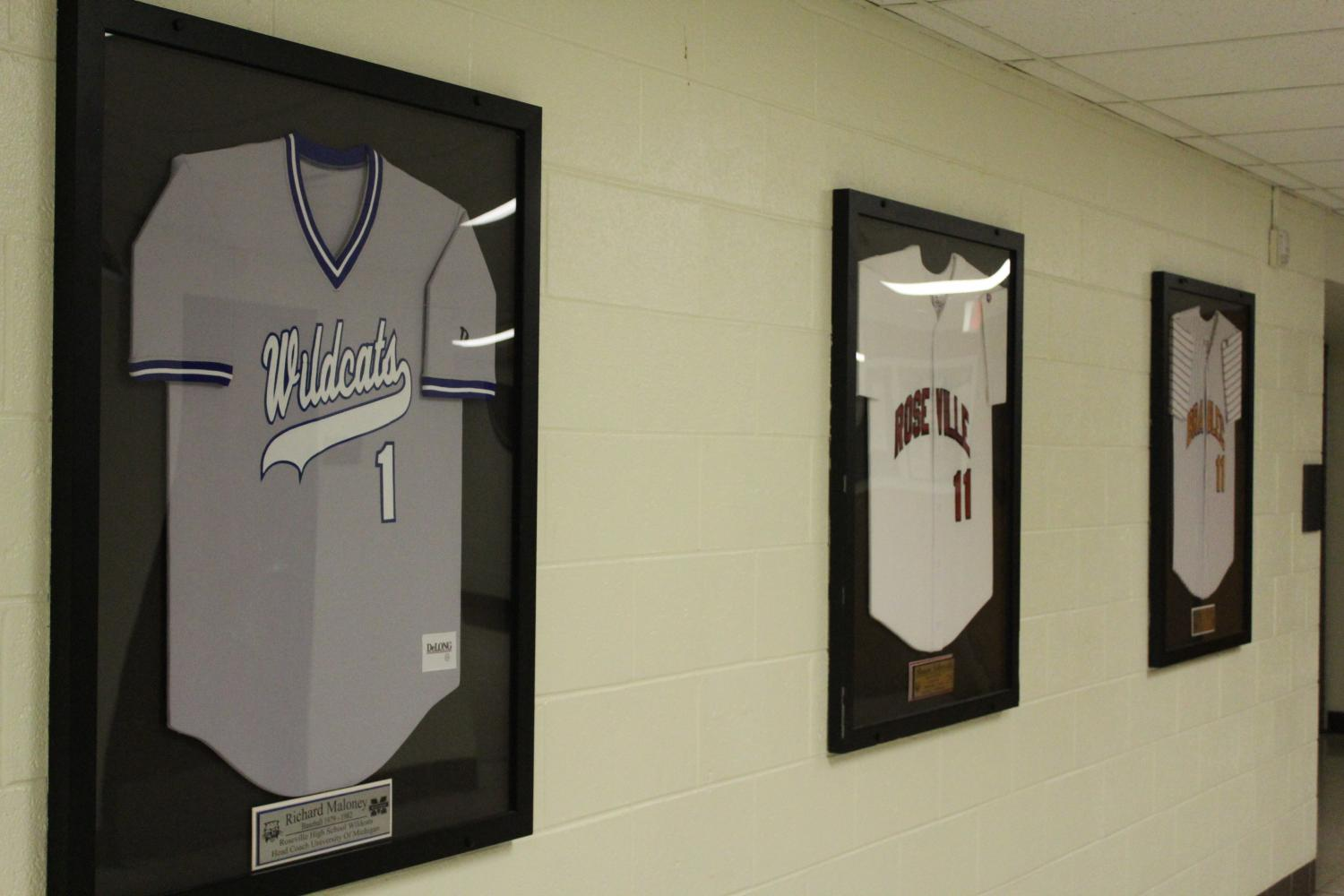 Roseville plans to add hall of fame