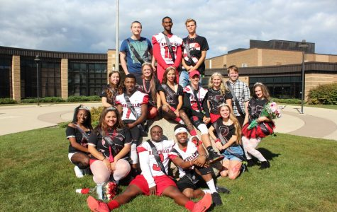 RHS kicks off homecoming week