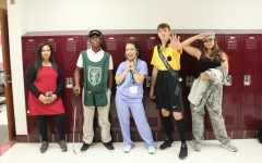 Spirit week day 1: Find your brain day