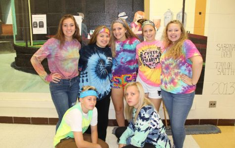 Spirit Week Day 5: Somewhere Over the Rainbow