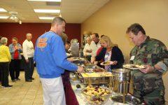 Roseville hosts annual veterans brunch