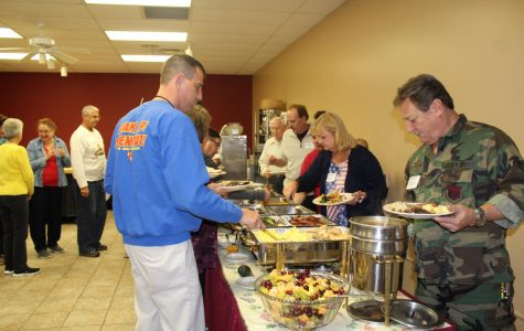 Roseville hosts annual veterans brunch
