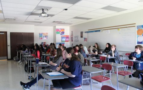 New AP classes introduced at RHS