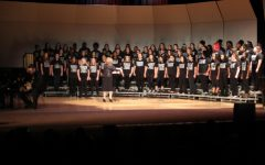 Choir and band perform annual Christmas concert