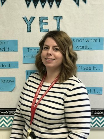New teacher introduces new club