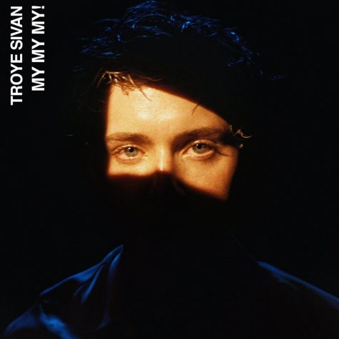 Troye Sivan's latest single cover
