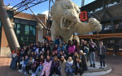 Journalism Day at Comerica Park