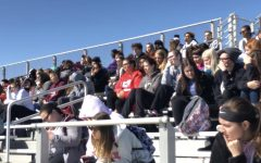 Students host walkout in remembrance of shooting
