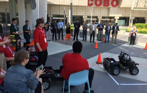 R.E.S.T. competes in statewide event at Cobo Hall