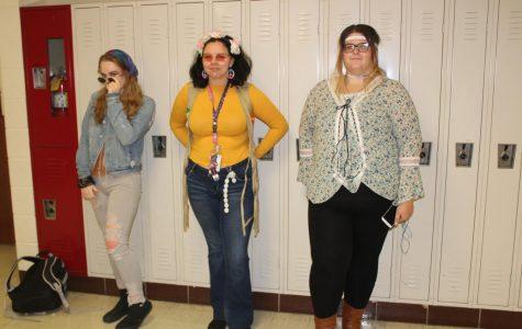 RHS Students get groovy