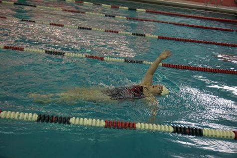 Girls swim has big win over South Lake
