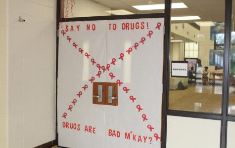 Roseville celebrates Red Ribbon week