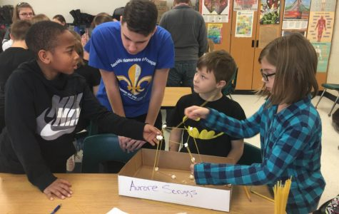 French Honor Society spends day with Project Challenge