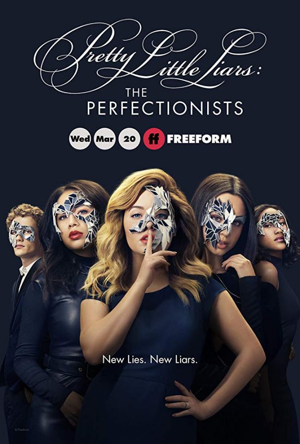 Pretty Little Liars; The Perfectionist got a 84 percent on Rotten Tomatoes.