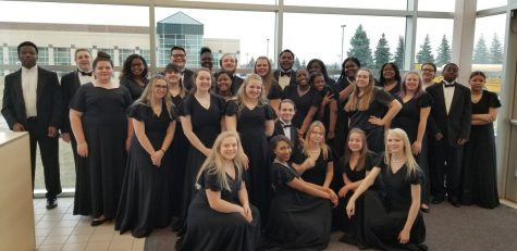 Choir gets a one at Choral Festival