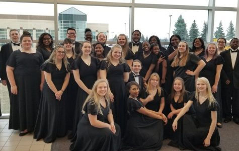 Symphonic Choir gets a Division One rating at festival