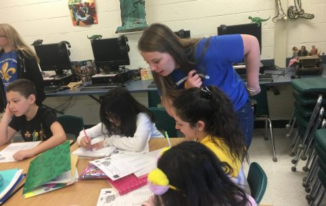 French Honor Society returns to Project Challenge
