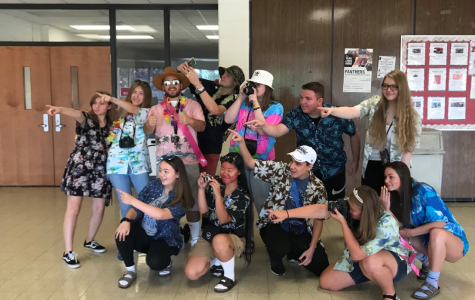 Spirit week day two: tacky tourist Tuesday