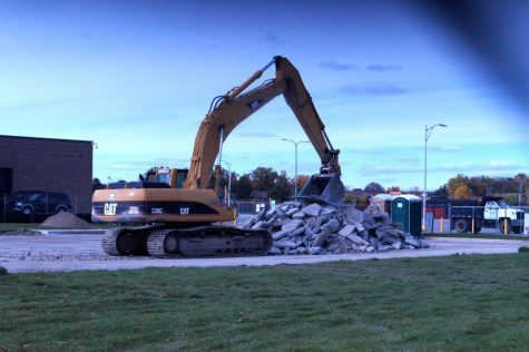 RHS starts construction on the new LB
