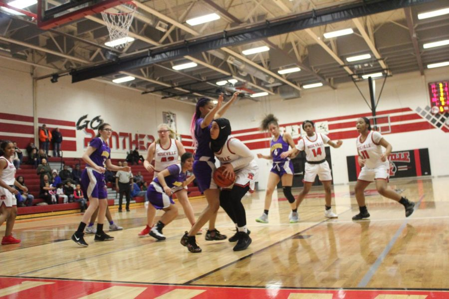 Girls basketball comes back strong nearing the end of the season