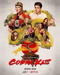 Cobra Kai season three on Netflix