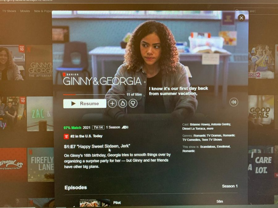 The first season of Ginny and Georgia launched on Feb. 24.