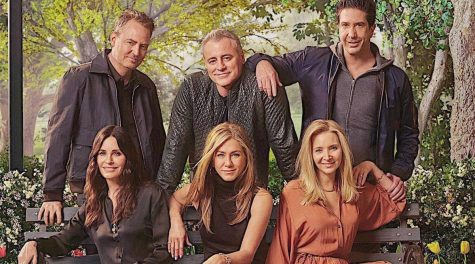 Friends: The Reunion comes to HBO Max