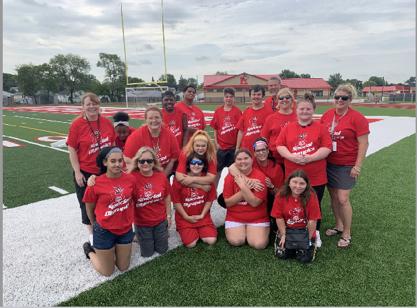 Special Olympics comes to RHS