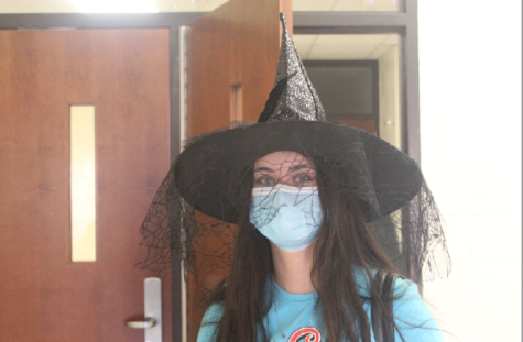 Spooky hat day